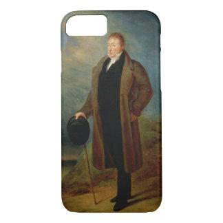 Portrait of General La Fayette in civilian dress, iPhone 7 Case