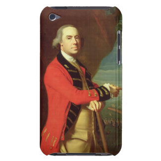 Portrait of General Thomas Gage, c.1768 (oil on ca Barely There iPod Case