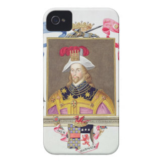 Portrait of George Clifford (1558-1605) 3rd Earl o iPhone 4 Cover