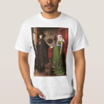 Portrait of Giovanni Arnolfini and his Wife Tee Shirt