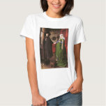 Portrait of Giovanni Arnolfini and his Wife Tshirts