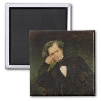 Portrait of Hector Berlioz Magnet