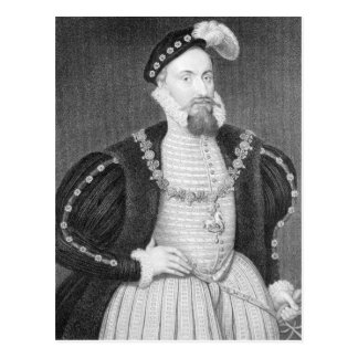 Portrait of Henry Grey Postcard