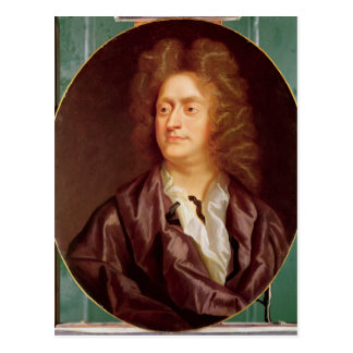 Portrait of Henry Purcell, 1695 Postcard