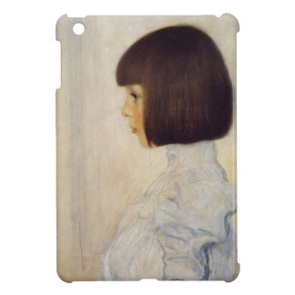 Portrait of herene kurimuto iPad mini cover