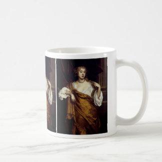 Portrait of Hon. Mary Wharton Coffee Mug