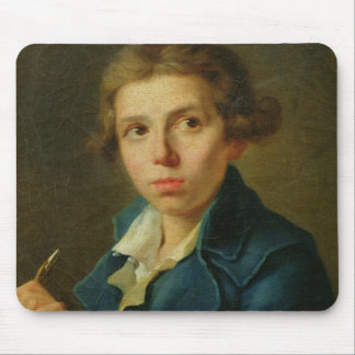 Portrait of Jacques-Louis David  as a Youth Mouse Pad