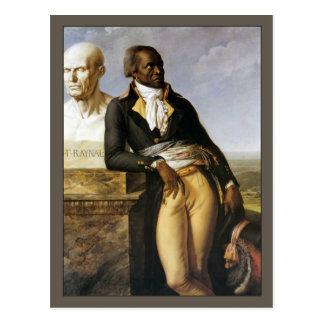 Portrait of Jean-Baptiste Belley Postcard