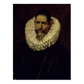 Portrait of Jeronimo de Cevallos, c.1610 Postcard