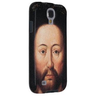 Portrait of Jesus Christ by Jan van Eyck Galaxy S4 Case