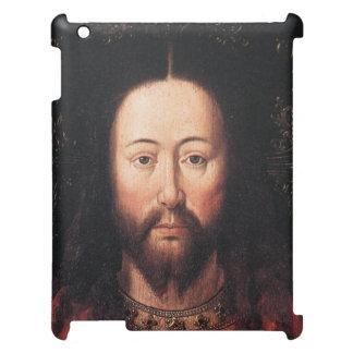 Portrait of Jesus Christ by Jan van Eyck iPad Case