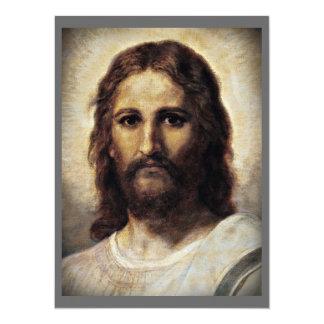 Portrait of Jesus Christ Invitations