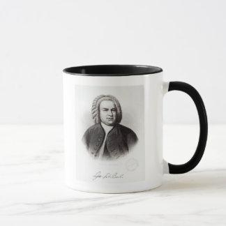 Portrait of Johann Sebastian Bach Mug