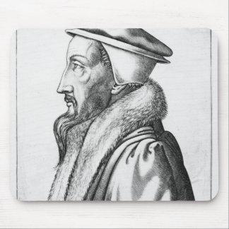 Portrait of John Calvin  aged 53, 1564 Mouse Pad