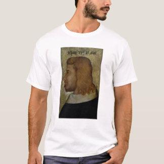 Portrait of John II,'the Good'  King of France T-Shirt