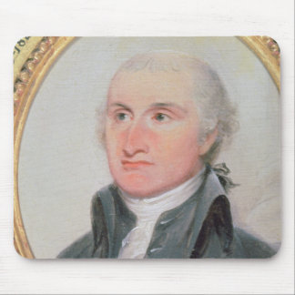 Portrait of John Jay Mouse Pad