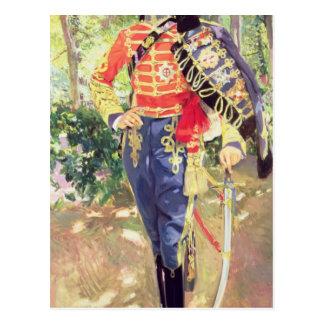 Portrait of King Alfonso XIII Postcard