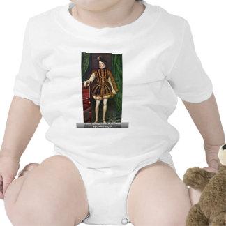 Portrait Of King Charles Ix. Of France Bodysuit