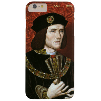Portrait of King Richard III Barely There iPhone 6 Plus Case