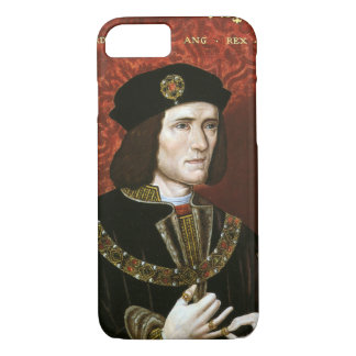 Portrait of King Richard III iPhone 8/7 Case