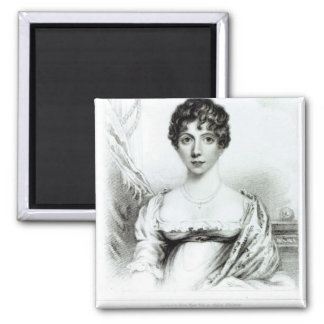Portrait of Lady Caroline Lamb Magnet