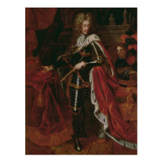 Portrait of Leopold I, Holy Roman Emperor Postcard