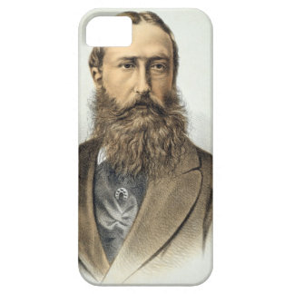 Portrait of Leopold II (1835-1909), King of Belgiu iPhone 5 Cover