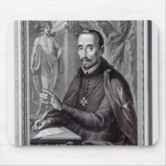 Portrait of Lope Felix de Vega Carpio Mouse Pad
