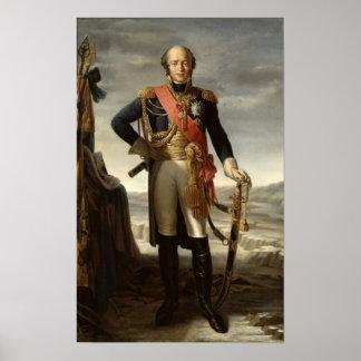 Portrait of Louis Nicolas Davout Poster