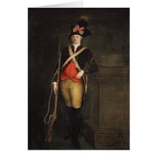 Portrait of Louis-Philippe-Joseph d'Orleans Card