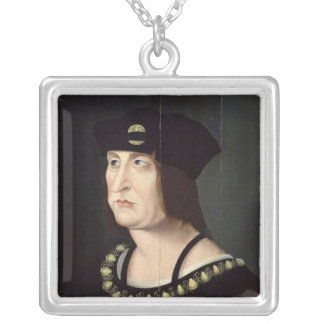 Portrait of Louis XII  King of France Custom Jewelry