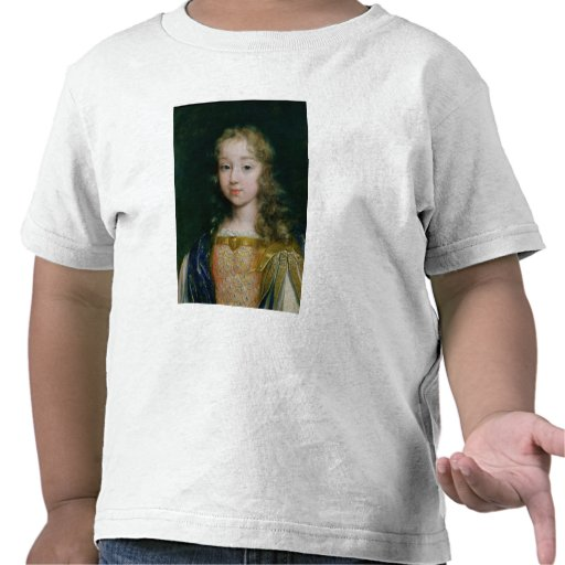 Portrait of Louis XIV as a child T-shirts
