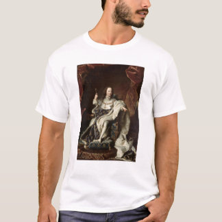 Portrait of Louis XV  in Coronation Robes, 1715 T-Shirt