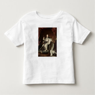 Portrait of Louis XV  in Coronation Robes, 1715 Toddler T-Shirt