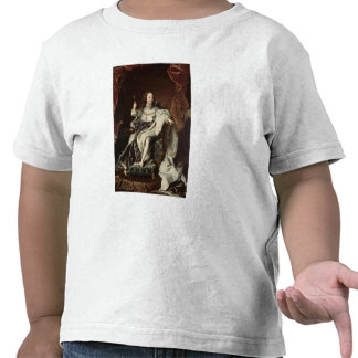 Portrait of Louis XV  in Coronation Robes, 1715 T-shirts