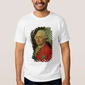Portrait of Louis XVI  King of France Shirt