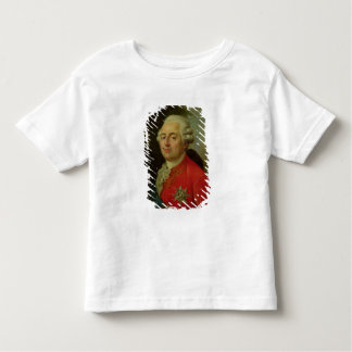 Portrait of Louis XVI  King of France T-shirts