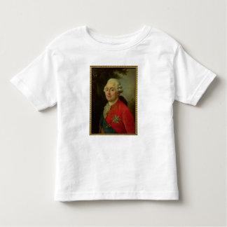 Portrait of Louis XVI  King of France Tee Shirt