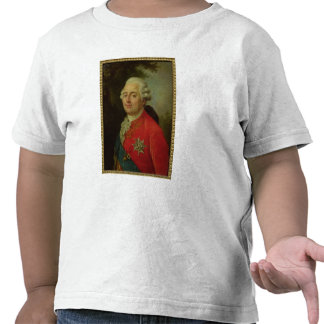 Portrait of Louis XVI  King of France T Shirts