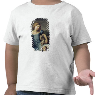 Portrait of Louise Vernet as a Child, 1818-19 T Shirts