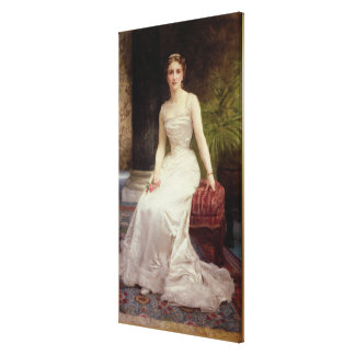 Portrait of Madame Olry-Roederer, 1900 (oil on can Canvas Print
