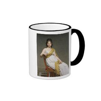 Portrait of Madame Raymond de Verninac  1798-99 Coffee Mugs