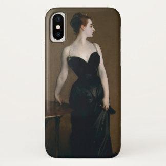 Portrait of Madame X (Madame Gautreau) by Sargent iPhone X Case