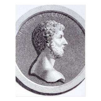 Portrait of Marcus Aurelius Postcard