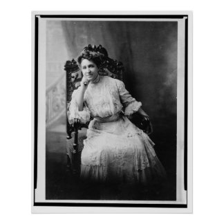 Portrait of Mary Church Terrell Poster