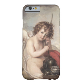Portrait of Master Oswald Fawcett as Cupid (oil on Barely There iPhone 6 Case