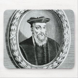 Portrait of Michel de Nostredame Mouse Pad