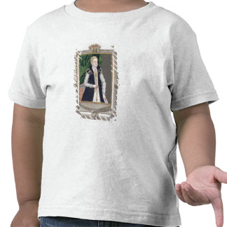 Portrait of Mildred Cooke, Lady Burghley from 'Mem T-shirts