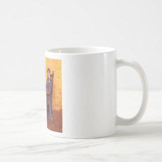 Portrait of Miss Dora Wheele Coffee Mug