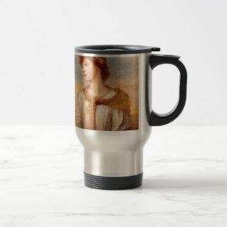 Portrait of Miss Lillian Macintosh Travel Mug